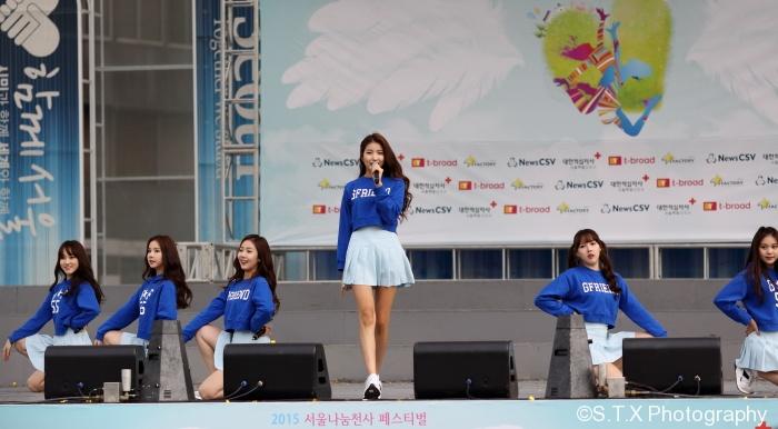 韩国女团GFRIEND