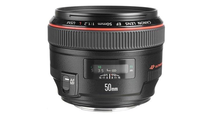 Canon EF 50 f/1.4 USM