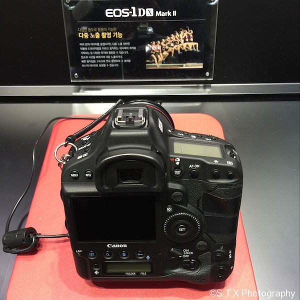 佳能EOS-1DX Mark II