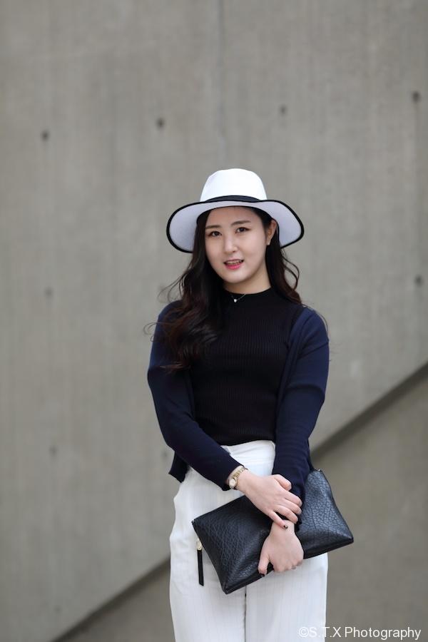 韩国时尚街拍