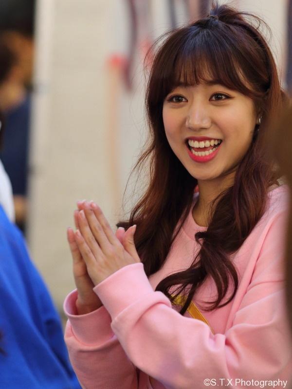 A Pink成员金南珠