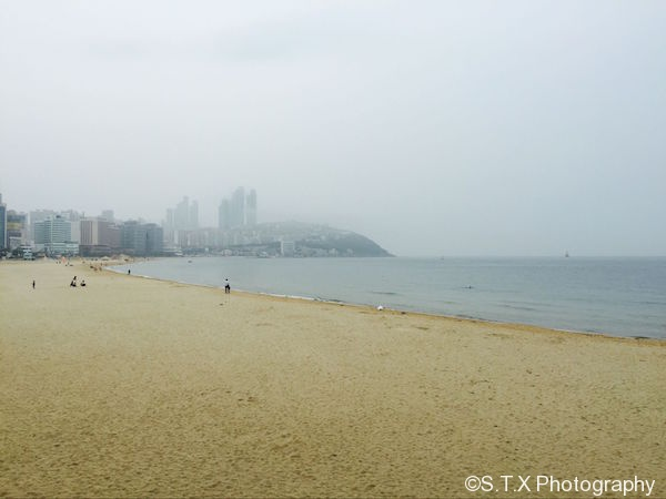 釜山海云台
