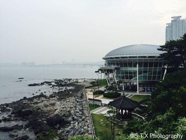 釜山APEC世峰楼