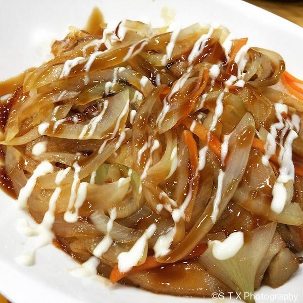 日式叉烧饭