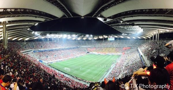 首尔世界杯球场