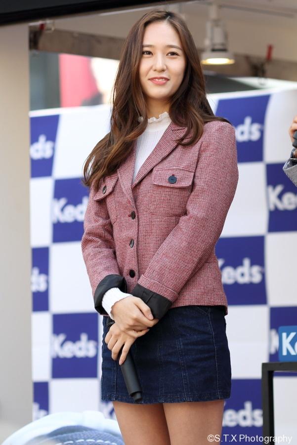 f(x)成员郑秀晶(Krystal)
