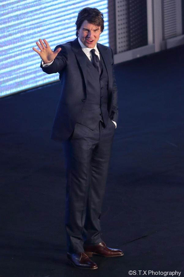 汤姆·克鲁斯(Tom Cruise)