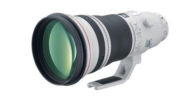 佳能EF 400mm f/2.8L IS