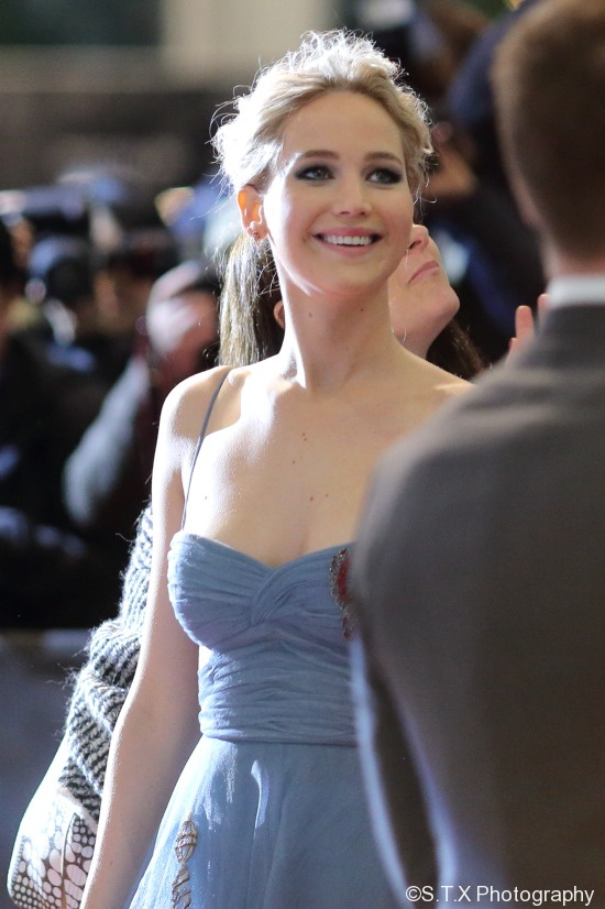 詹妮弗·劳伦斯(Jennifer Lawrence)
