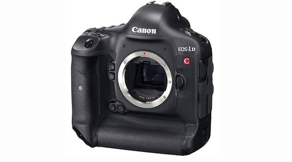 Canon EOS-1D C Mark II