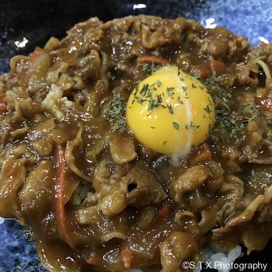 日式牛肉盖浇饭