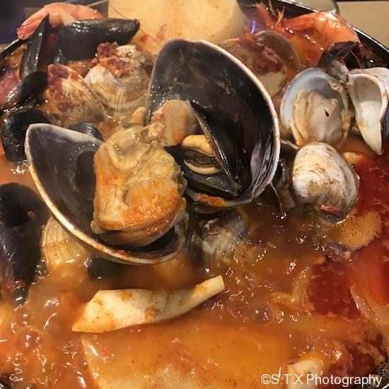 韩式海鲜炖排骨