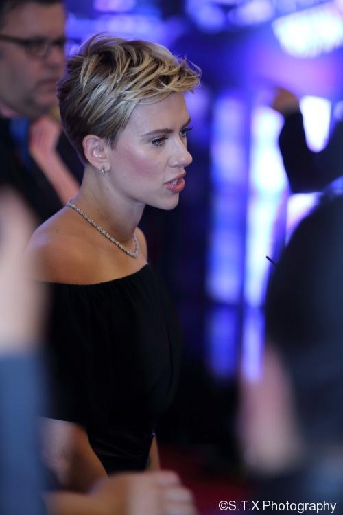 斯嘉丽·约翰逊,Scarlett Johansson