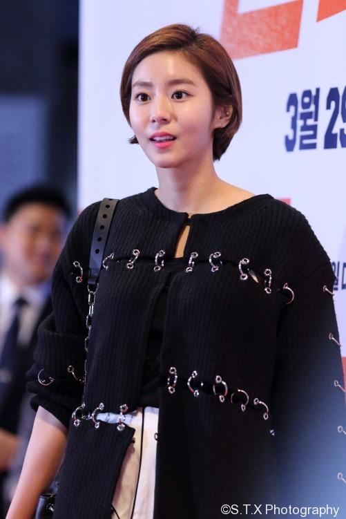 After School、金幽珍、U-IE、金宥真