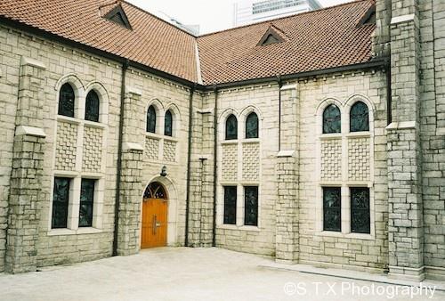 忠武路、永乐教会