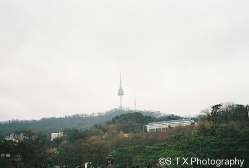 南山韩屋村
