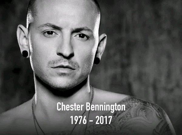 Linkin Park、林肯公园、查斯特·贝宁顿、Chester Bennington、飘在思密达、首尔故事