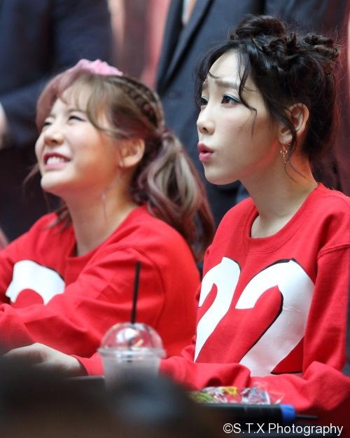 少女时代、泰妍、太妍、Sunny
