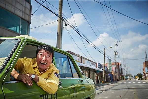 出租车司机、宋康昊、飘在思密达、首尔故事