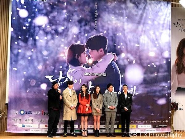 SBS水木剧、当你沉睡时、飘在思密达、首尔故事