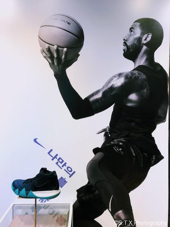 欧文第4代签名鞋 Kyrie4