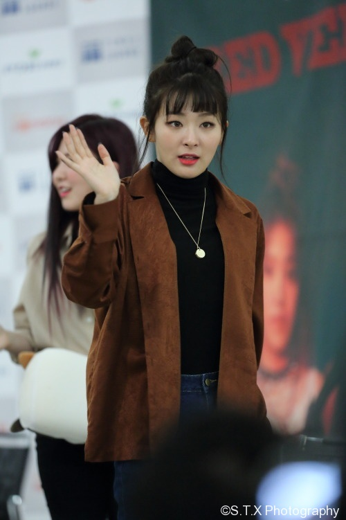 Red Velvet、SEULGI