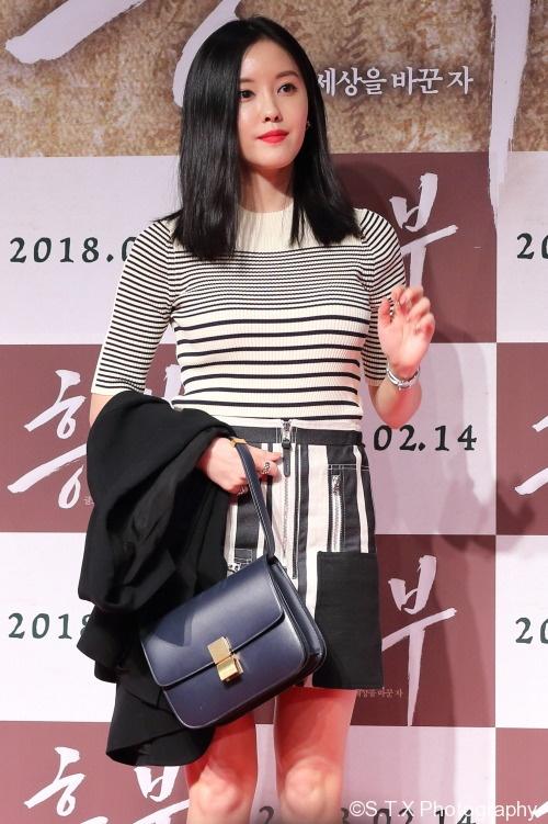 T-ara、孝敏
