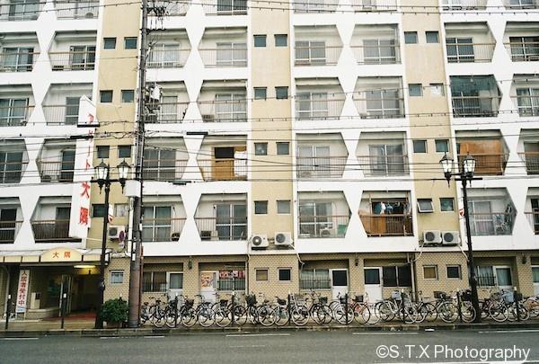 CONTAX G2、大阪街拍
