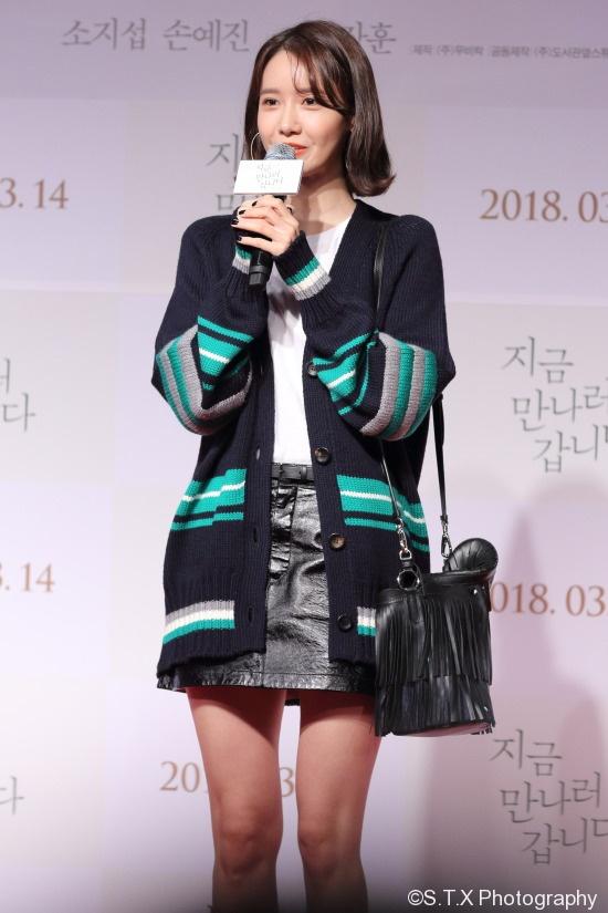 林允儿、少女时代、YoonA、润娥
