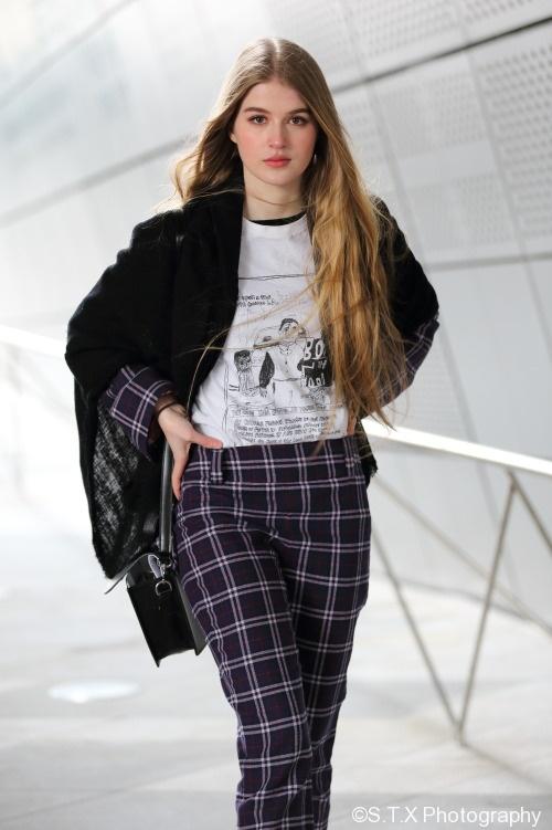 Jeannine Maria、2018 F/W首尔时装周、飘在思密达、首尔故事