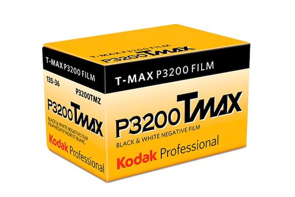 柯达T-Max P3200