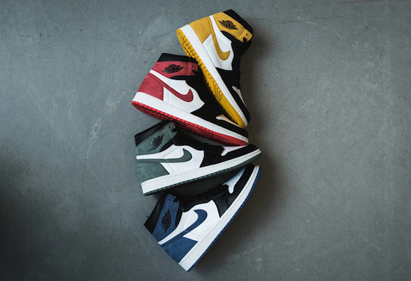 Air Jordan 1 Best Hand in the Game