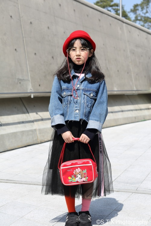 2018时尚儿童街拍