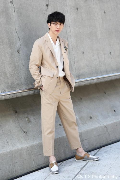 2018 F/W 韩国时尚街拍