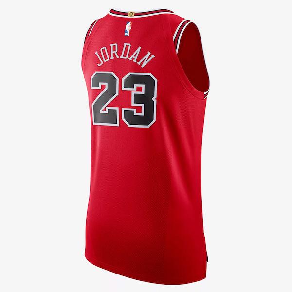 迈克尔·乔丹公牛队23号特别版球衣