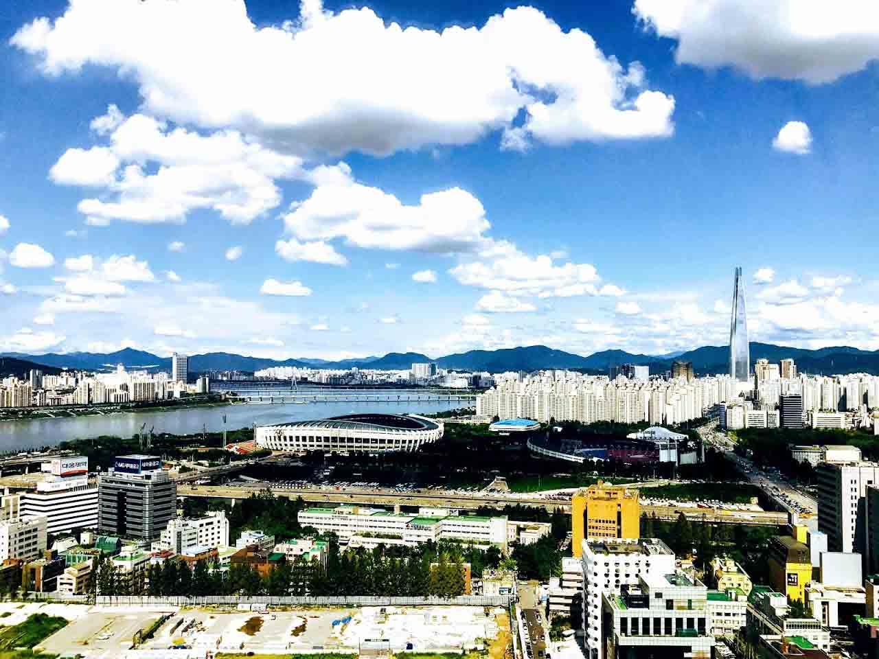 首尔风光、飘在思密达、首尔故事
