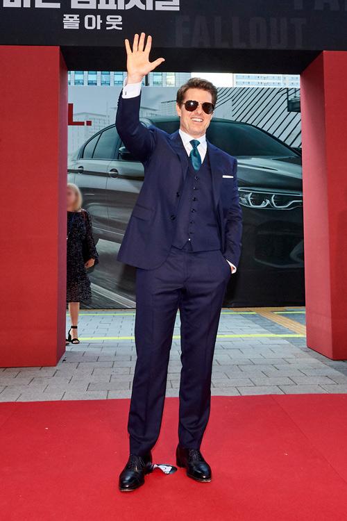 汤姆·克鲁斯、Tom Cruise、碟中谍6