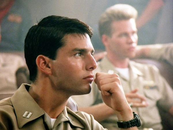 汤姆·克鲁斯、Tom Cruise、壮志凌云、Top Gun