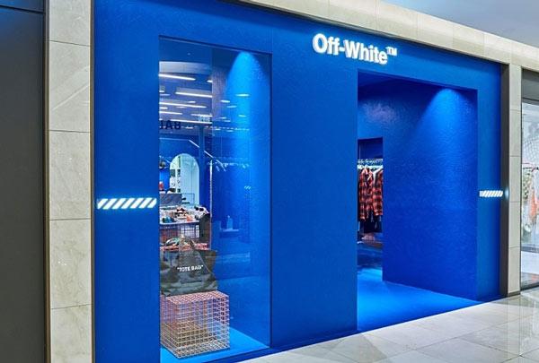 OFF-WHITE现代百货COEX