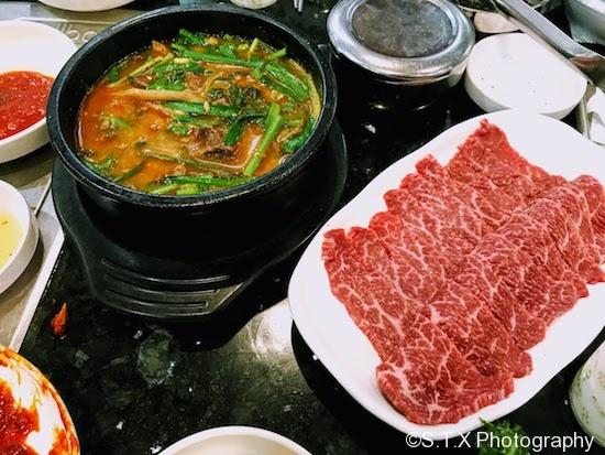 世宗韩牛烤肉店、韩牛养生汤