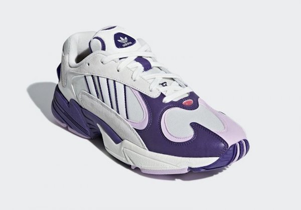 "Dragon Ball Z x adidas Yung-1 ""Frieza"""