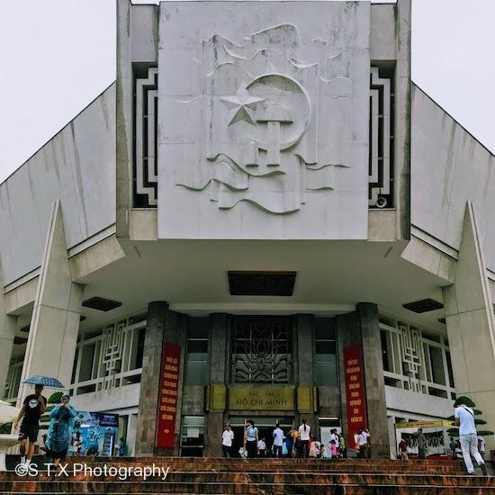 胡志明博物馆