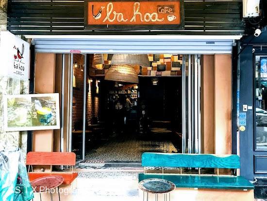 Ba Hoa Cafe