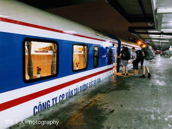 河内火车站、SE3列车