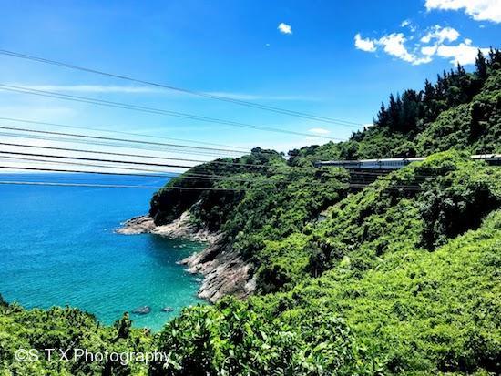 坐火车去岘港