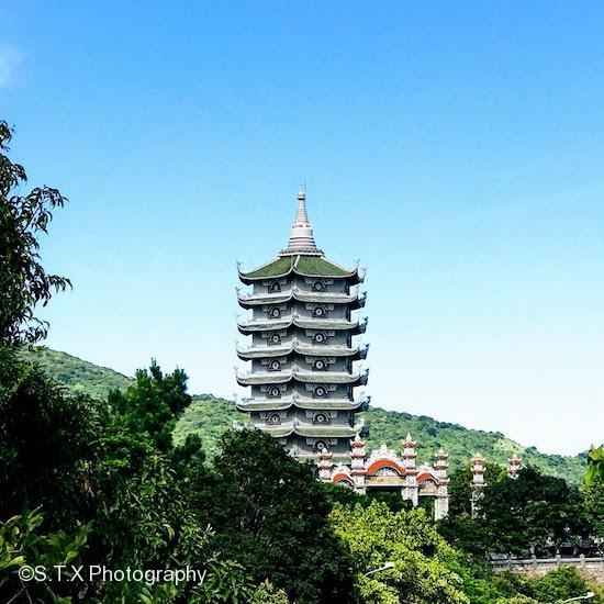 山茶半岛灵应寺