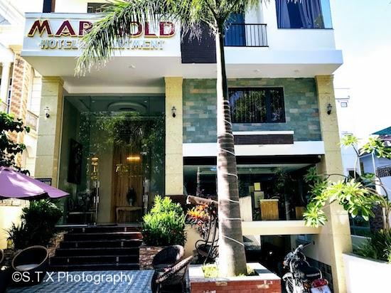 MARI GOLD Hotel & Apartment