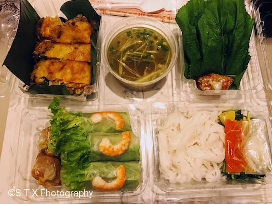 越南美食套餐