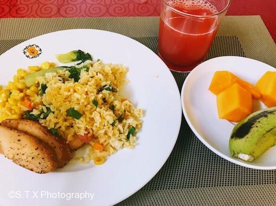 岘港酒店早餐