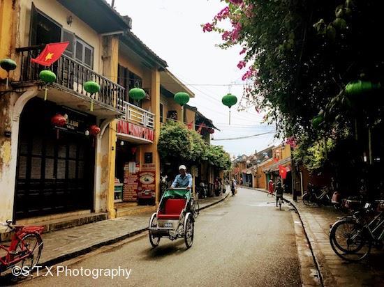 越南会安手机街拍